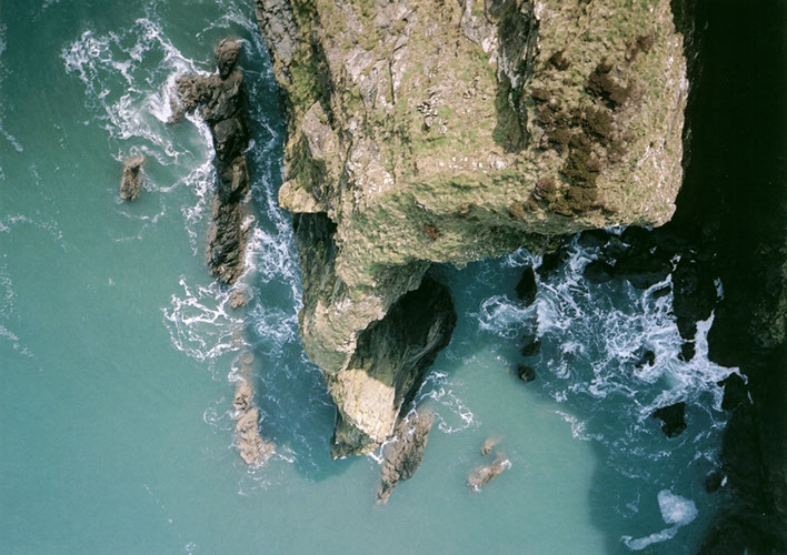 Michael Coombs - British Coastal Kite Aerial Photography